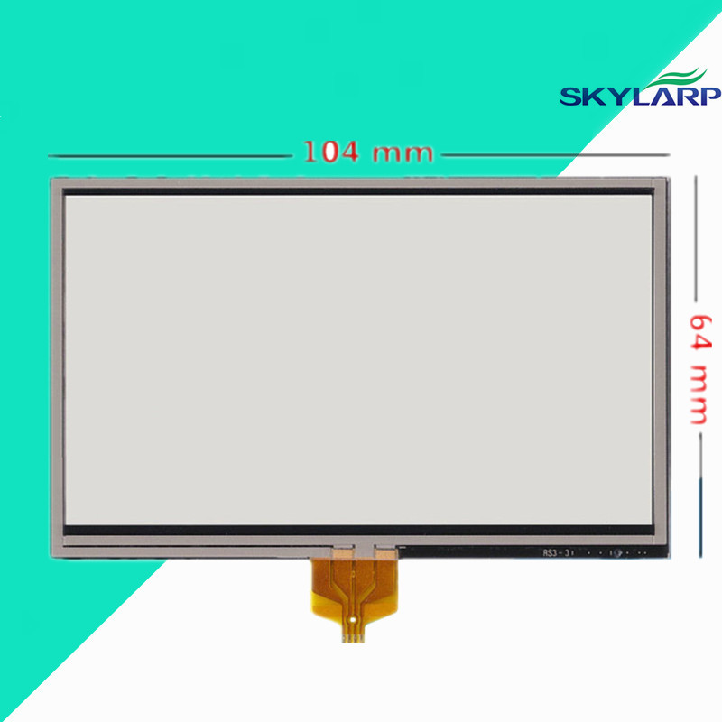 4.3 inch Touch Screen Replacement for Tomtom GO 520 720 730 930 920t 530 touch panel glass Free shipping