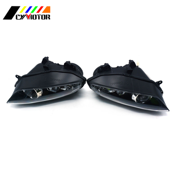 Motorcycle Front Headlight Headlamp For YAMAHA YZF-R1 YZFR1 YZF R1 2004 2005 2006 04 05 06 Street Bike