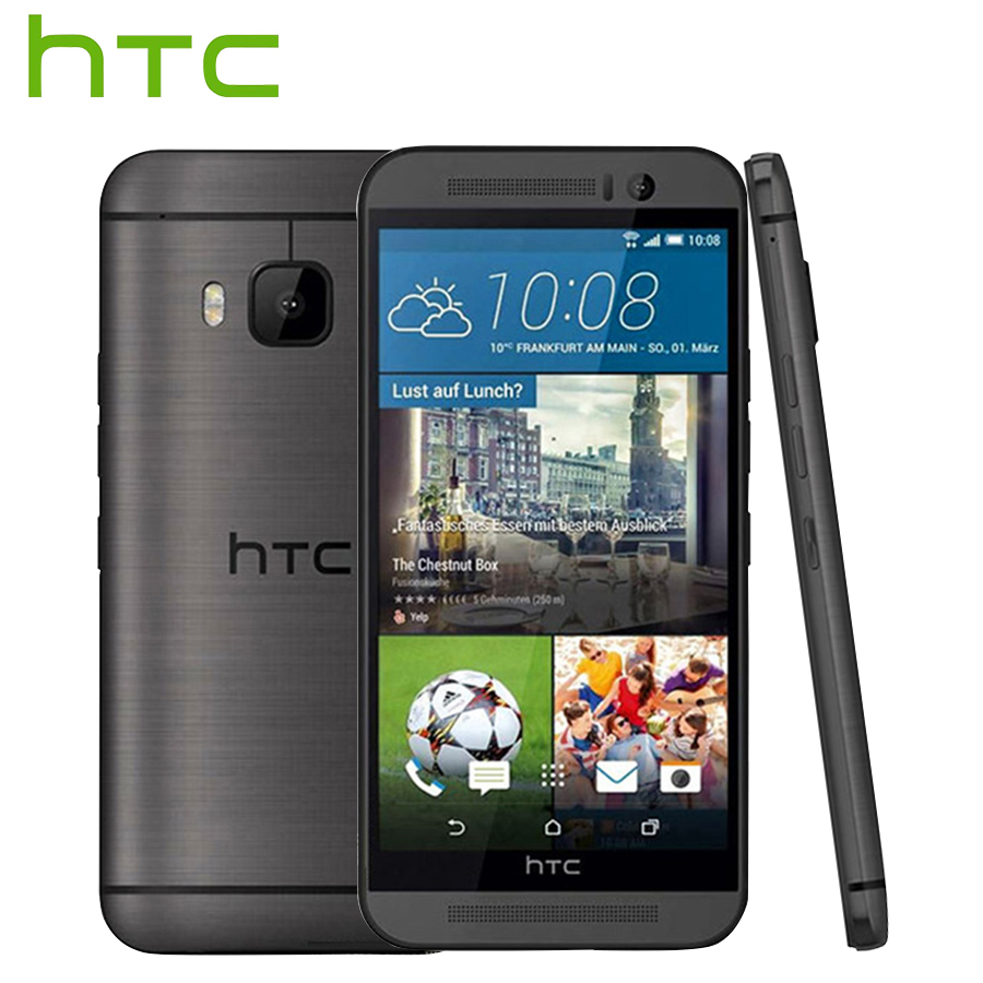 Brand New HTC One M9 M9W 4G LTE Mobile Phone Octa Core 3GB RAM 32GB ROM