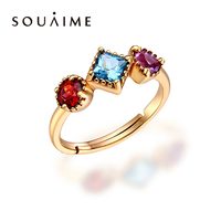2017 Europe And The United States The New 925 Silver Choi Po Jewelry Couple Ring Jewelry
