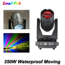 New 350W Waterproof Moving Head Light IP55 DMX512 16CH 24+16+8 honeycomb Prisms DJ Disco Party Club Stage