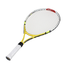 1x Pcs Junior Tennis Racquet Training Racket Aluminum alloy Kids Youth Child Childrens Tennis Training Exercises With Carry Bag