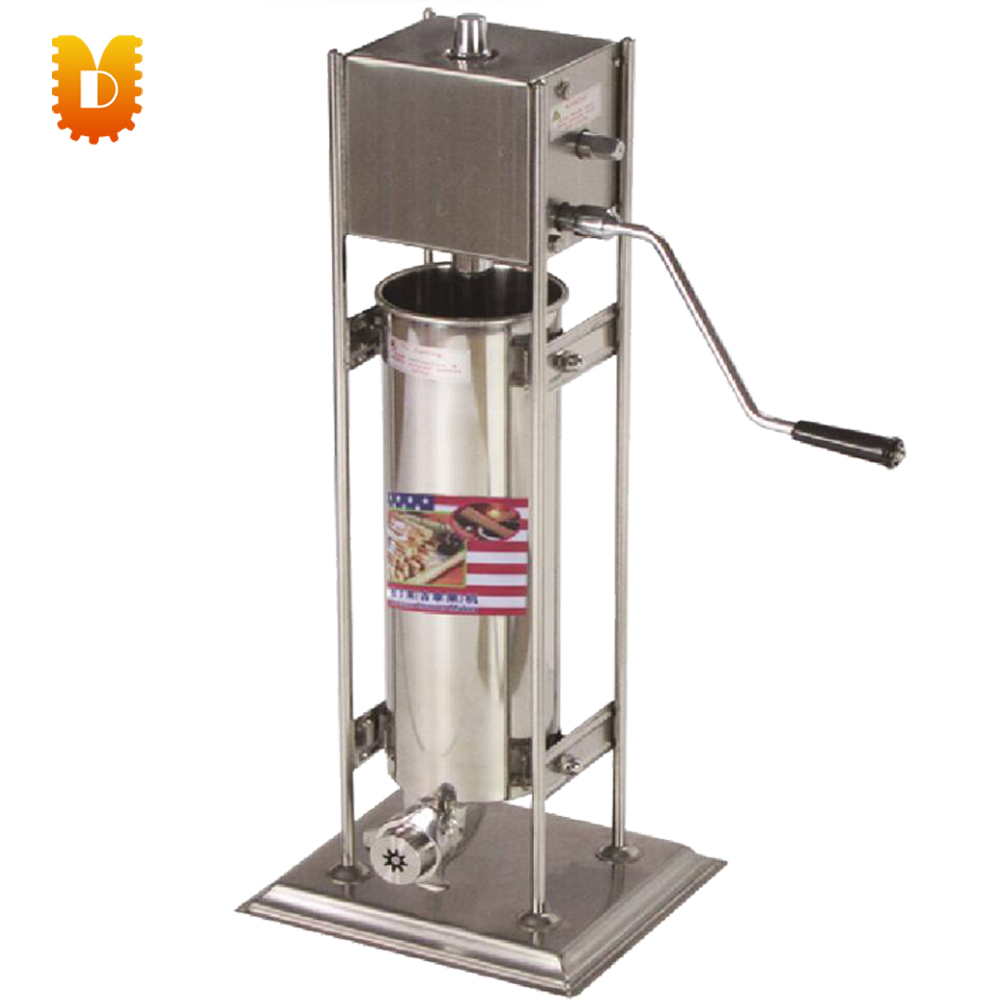 7L hot sell Spain churros maker machine/churros making machine 12l electric automatic spain churros machine fried bread stick making machines spanish snacks latin fruit maker