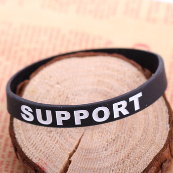 Black Anime Games Dota 2 Team Sport Wristband Male Rubber Silicone Bracelets Men Jewelry For Women Best Friends Game Party Gift 2