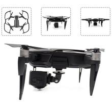 LED Lights Camera Mount Bracket Multifunctional Base Kit for DJI Mavic Air font b Drone b