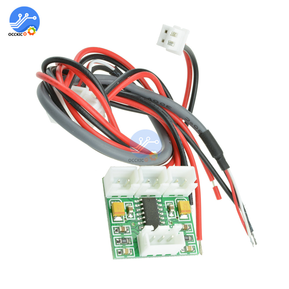 <font><b>2x3W</b></font> Mini Digital Power <font><b>Amplifier</b></font> Board Stereo Audio Speaker Sound Module DC 3.6v-5.5V Power for Arduino DIY image