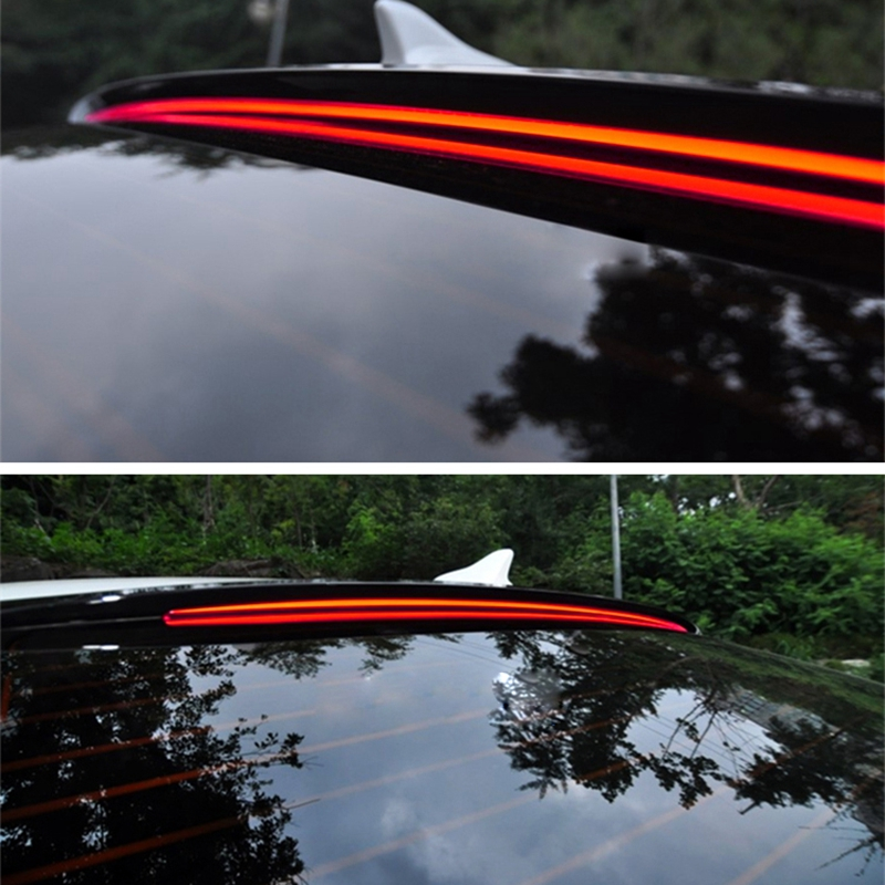 For Mazda 6 2015 2018 atenza Spoiler High Quality ABS Material Car Rear Rear Spoiler For