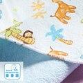 Hot Vendas 75x140 cm Tapete de Cama Animal Bebê Infantil Urina À Prova D' Água Reutilizáveis Fraldas Travel Home Capa Burp Alterar almofadas