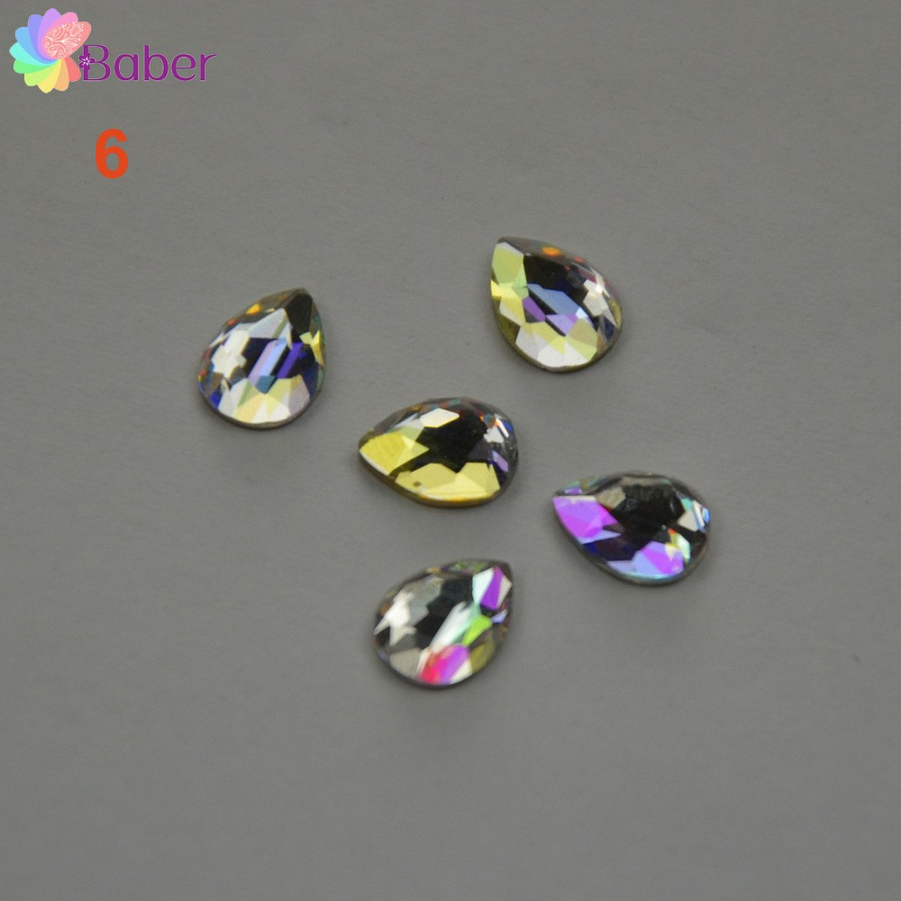 Wholesale Rhinestones For Nails Sparkles Sequin Mermaid Nail Art ...