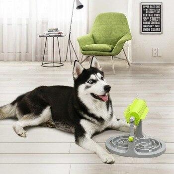 Educational Dog Puzzle Feeder 2