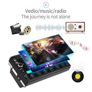 "Image 5 - AMPrime Autoradio 2din Android Audio Multimedia Player GPS Navigatie 7 ""Universele Auto Stereo Wifi Bluetooth FM Mirrorlink Auto"