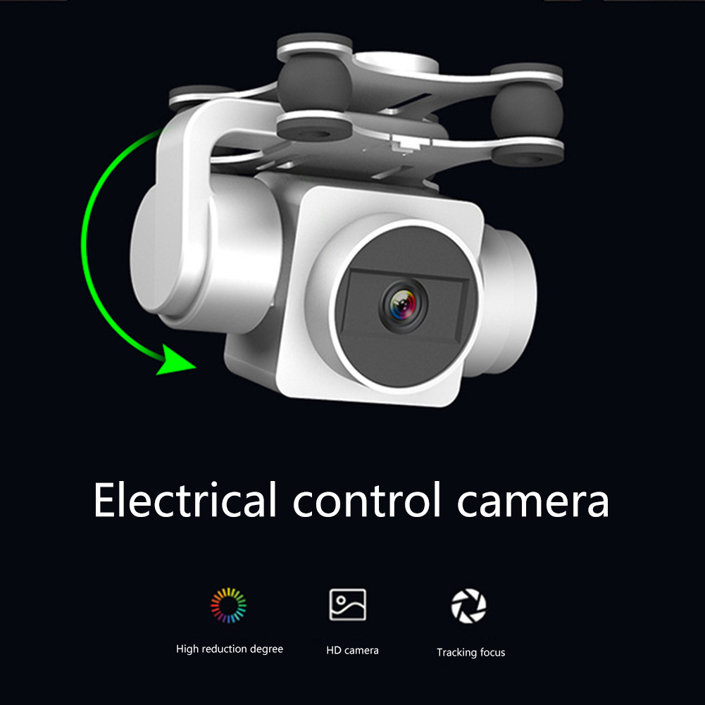 Best New Drone With Camera 1080P HD 5MP Hover Helicopter X52 Dron RC Drone Full hd Camera Drone Professional long flight time 5
