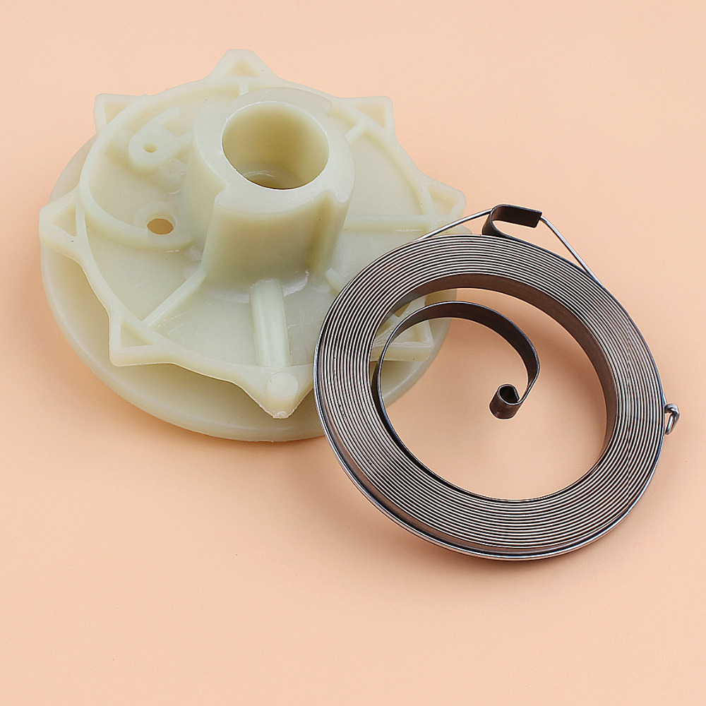 Starter Pulley Recoil Spring Kit fit Partner 350 351 Poulan 3314 3416 3516 1900 1950 1975 2025 2050 OEM 530037817 Chainsaw Spare Chainsaws     - AliExpress