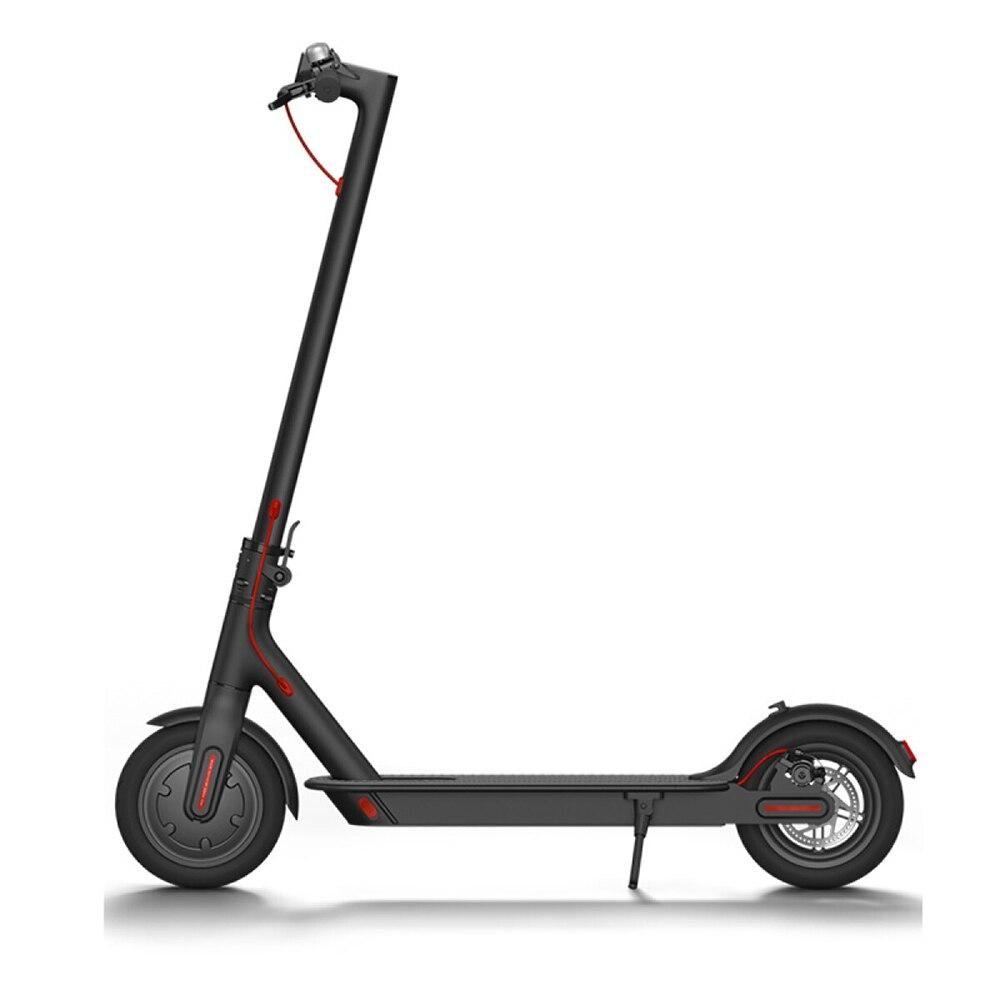 Scooter électrique hors route 6.7 pouces 500 W vélo pliable vélo Hoverboad vélo Scooter cyclisme
