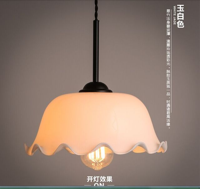 retro personality single glass pendant lights kitchen cafe bar lamp rh aliexpress com glass kitchen pendant lights uk seeded glass kitchen pendant lights