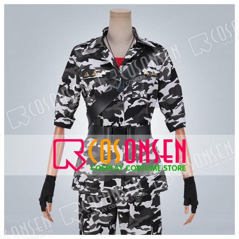 Division Rap Battle Rio Mason Busujima Crazy M MAD TRIGGER CREW Hypnosis Mic Cosplay Costume COSPLAYONSEN Full Set All Sizes