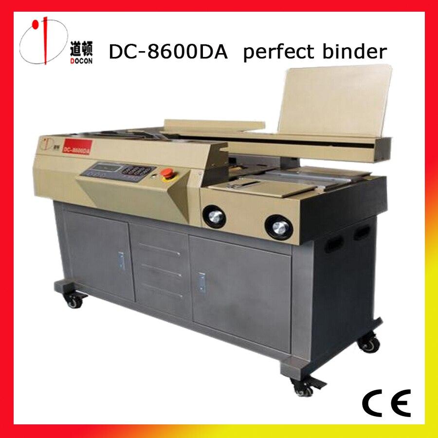 Automatic Perfect Binder ,glue Book Binder ,hot Glue