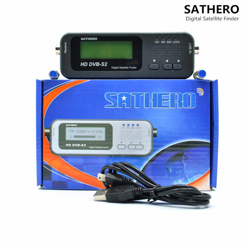 Detail Feedback Questions about Original Sathero SH 100HD