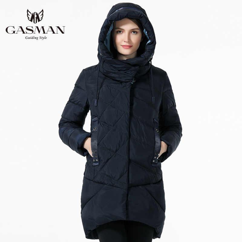 2019 frauen Marke Casual Jacke Und Mantel Frauen Mit Kapuze Warme Parka Mode Frauen Winter Verdickung Unten Jacke Mit Kapuze Warme Mantel