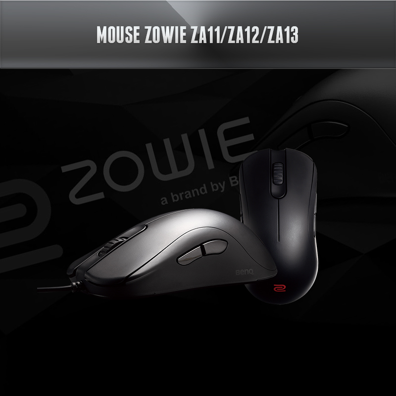 BenQ ZOWIE ZA11 ZA12 ZA13 Gaming Mouse for e Sports Brand New In Retail BOX Fast