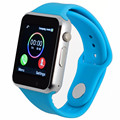 Bluetooth Smart Watch Support SIM SD Card Electronics Wrist Phone Watch For Android smartphone Blue green pink Strap PK Q18
