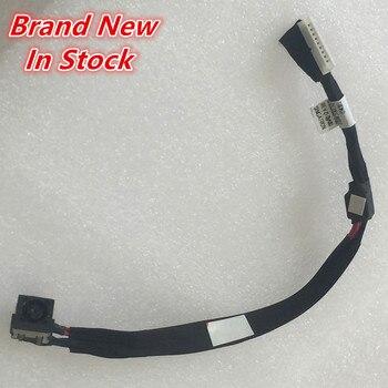 Laptop DC Jack kabel zasilający kabel do ładowania złącze wtykowe portu wtyczka dla Dell Alienware 15 17 R2 R3 P43F T8DK8 P42F P43F 0T8DK8