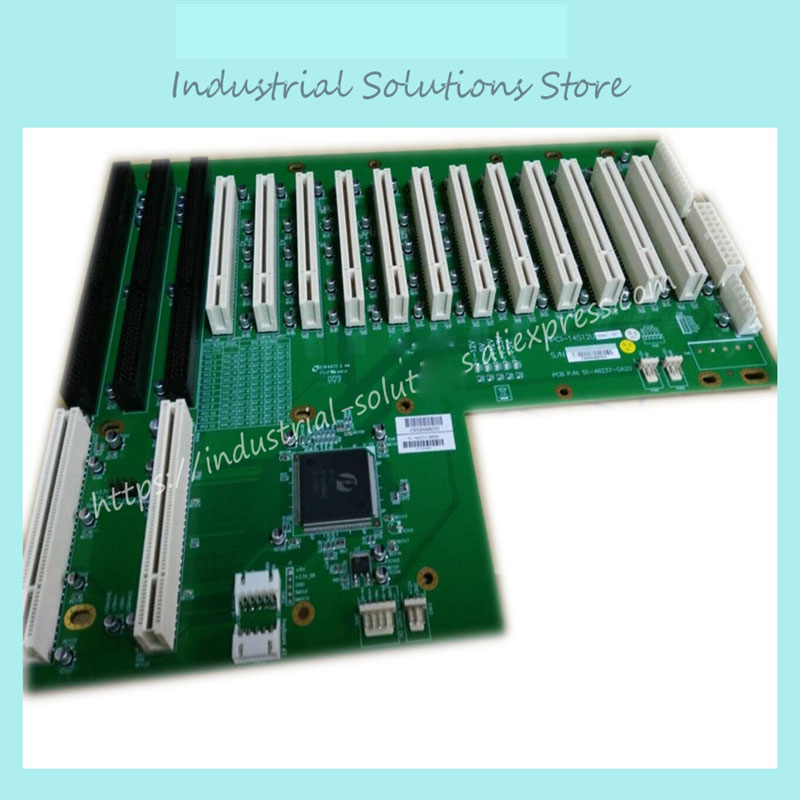 HPCI-14S12U Industrial Backplane board 100% tested perfect quality backplane board for 44v5078 p6 550 well tested working