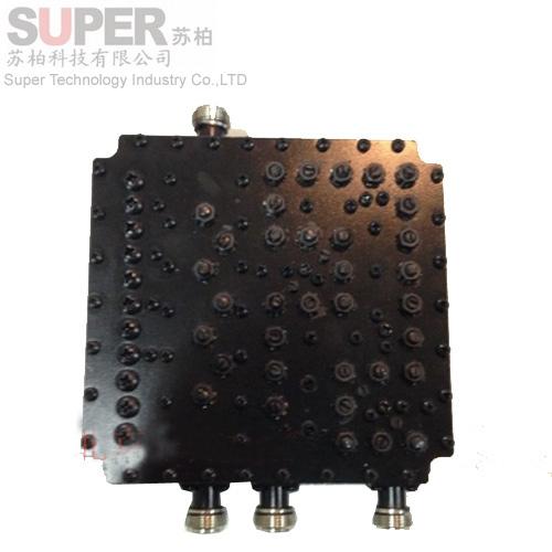 Combinador de sinal de reforço de 3 BANDAS GSM DCS 3G 900/1800/2100 mhz signal combinador misturador de sinal, misturador misturador de sinal combinador repetidor