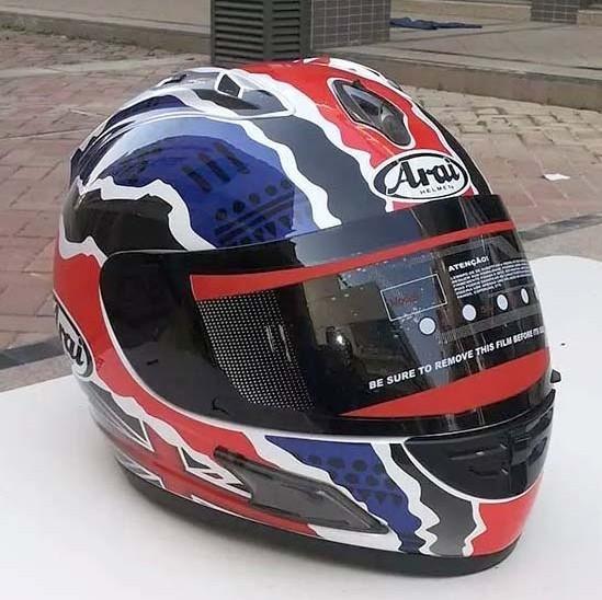 New Motorcycle Full Face Helmet Knight Street Car Racing Helmets Arai Helmets Men And Women Four