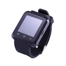 Bluetooth Uhr U8 Digitale Sportuhr Smart Armband Armband Armbanduhr für Android iOS Smartphone PK DZ09 GT08 Smartwatch