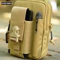 Нападение Мешок Бумажника Военно Талии Пакет Боевой Отдых Случайный Бумажник Организатор Чехол для Телефона Cordura 1000D Нейлон
