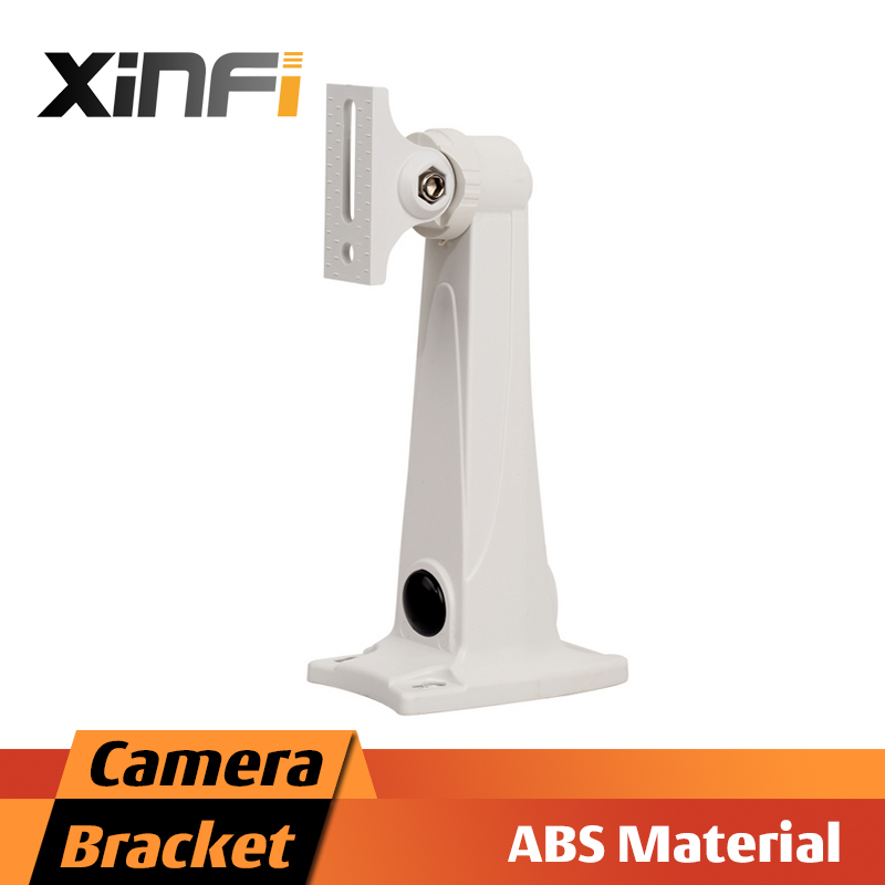 XinFi High quality Plastic bracket Security CCTV bracket for Bullet Camera Indoor/Outdoor Wall Mount Bracket CCTV Accessories owlcat indoor bullet cctv camera guard wall mount plastic housing shield with bracket for video surveillance security cameras