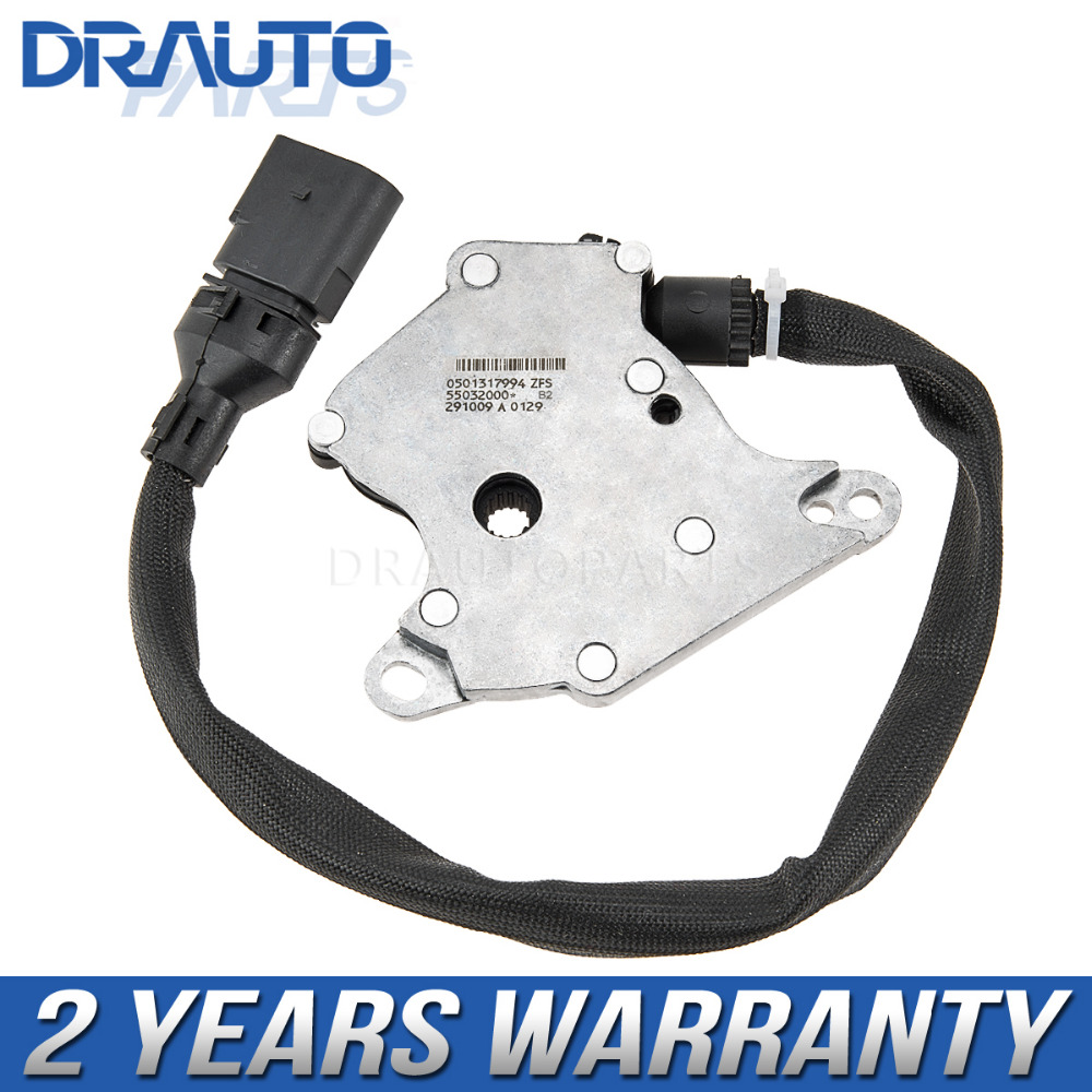 Auto Transmission Neutral Safety Switch Range Sensor 01V919821B 0501317994 For VW Passat A4 A6 Superb