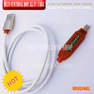 Image 5 - マイクロ usb RJ45 多機能 1 ケーブルですべてのクアルコム edl/dfc/9008 モードサポート高速充電 mtk/spd ボックスタコボックス