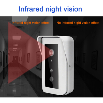 Hot Sale Wireless IP Video Intercom Smart WI-FI Door Bell Camera Night Vision Two-way Audio Doorbell 1