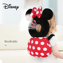 Disney Large Baby Head Protection Pad Toddler Headrest Pillow Neck Cute Wings Nursing Drop Resistance Cushion Protect