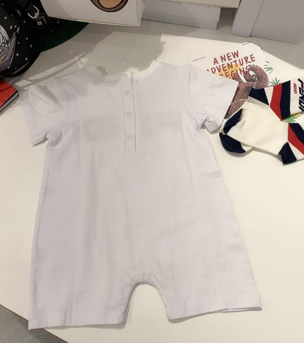 Baby's 100% cotton   romper   with to send socks
