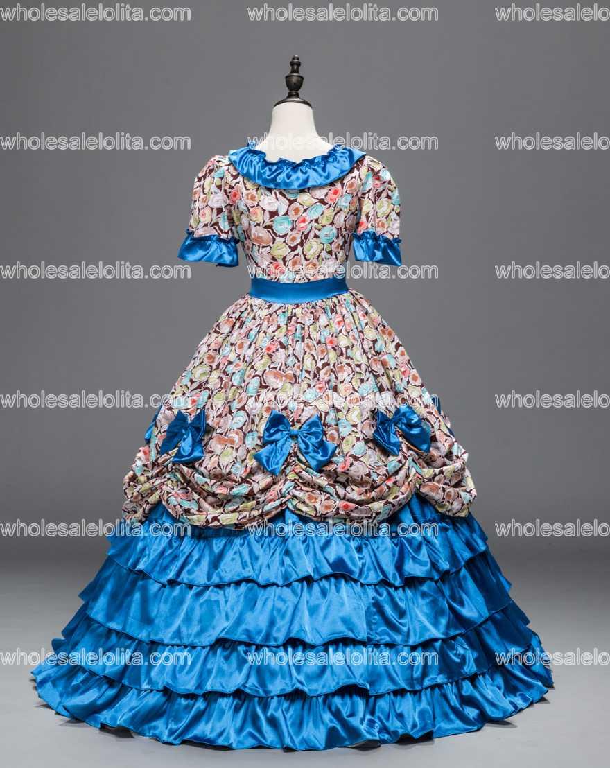 Aliexpress.com : Buy New Victorian Southern Belle Civil War Ball ...