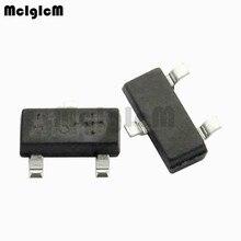 MCIGICM si2301, 100pcs SMD mosfet транзисторы СОТ-23 SI2301 MOSFET P-CH 20V 3.1A SOT23-3