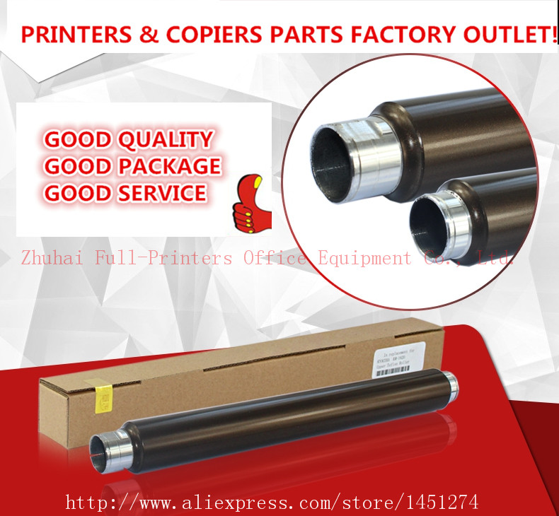 Copiers Spare Parts For Ricoh Aficio 2550 3030 1027 2027 2022 Long Life Upper Fuser Roller,  AE01-1058 mp9000 heating roller high quality copier parts for ricoh aficio mp1100 mp1350 mp9000 upper fuser roller 2500000 pages