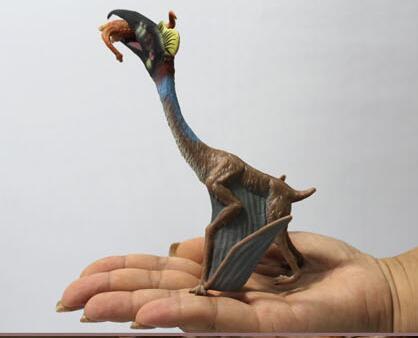 CollectA Quetzalcoatlus con la Presa de Dinosaurios Modelo Juguetes Clásicos Par