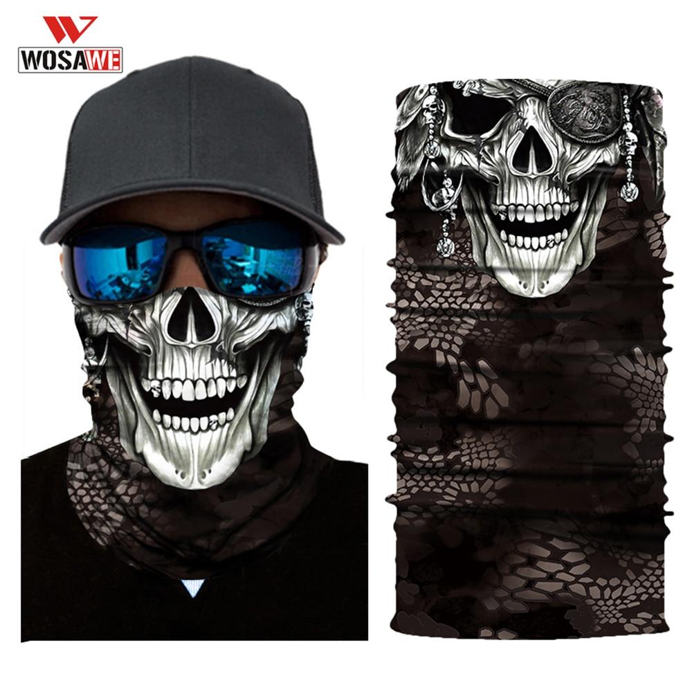 Motorcycle Face Mask Balaclava Skull Mask Moto Ski Mask Motor Scarf Foulard Moto Face Shield Maske Balaklava Cagoule Mascara