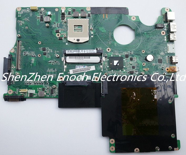 A000053230 For Toshiba Satellite X500 X505 P500 Laptop Motherboard with graphics slot HM55 DATZ1GMB8E0 stock No.999