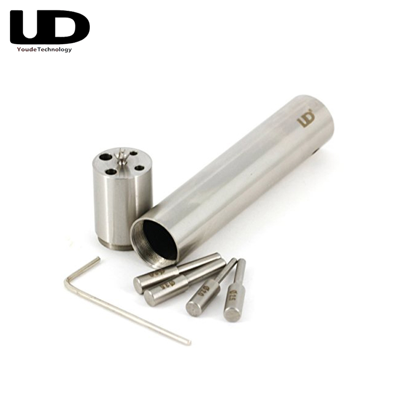 E Cigarette Vape Accessoy Original UD Wire Coiling Tool Youde Pre-made Coil Wires Vaping Winding Jig Tool RDA Coil Jig V3