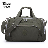 TEGAOTE Men's Travel Bags Carry on Luggage Bags Men Duffel Bags Travel Tote Large Weekend Bag Overnight Waterproof
