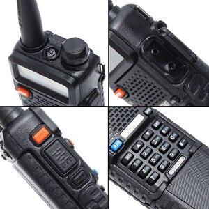 Image 5 - BaoFeng UV 5R 5W 3800mAh long Li ion Battery Dual Band 136 174&400 520MHz Ham CB Two Way Radio Walkie Talkie Transmitter UV5R
