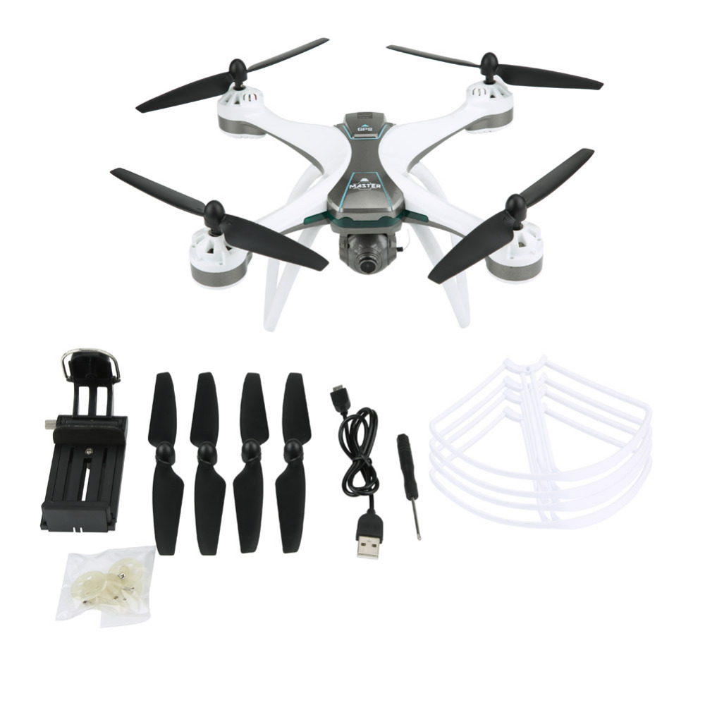 RC Drone with Camera 720P 1080P FX-8G Wifi FPV GPS Positioning Altitude Hold Drone RC Quadcopter RC Brinquedos Gifts