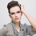 SKAIL SAIL Glasses Frame Women Optical Eyeglasses Frames Fit Myopia Clear Lens Fashion Ladies Reading Gaming Glass Frame SS015