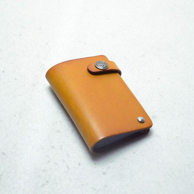 Alavchnv 2017 new original hand made japanese retro card package alavchnv 2017 new original hand made japanese retro card package leather leather tannery business card colourmoves