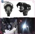 Фара мотоцикла светодиодная противотуманная фара головного света прожектор для Kawasaki DTRACKER125 KLX150S KLX250  DTRACKER KLX450R KLX125